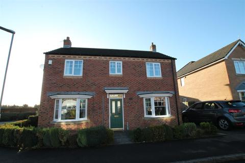 4 bedroom detached house for sale - Village Gate, Howden Le Wear