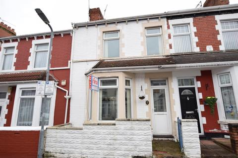 3 bedroom terraced house for sale - Cora Street, Barry