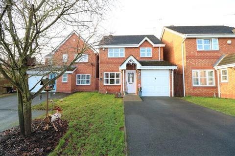 3 bedroom detached house for sale - Campian Way, Norton, Stoke-On-Trent