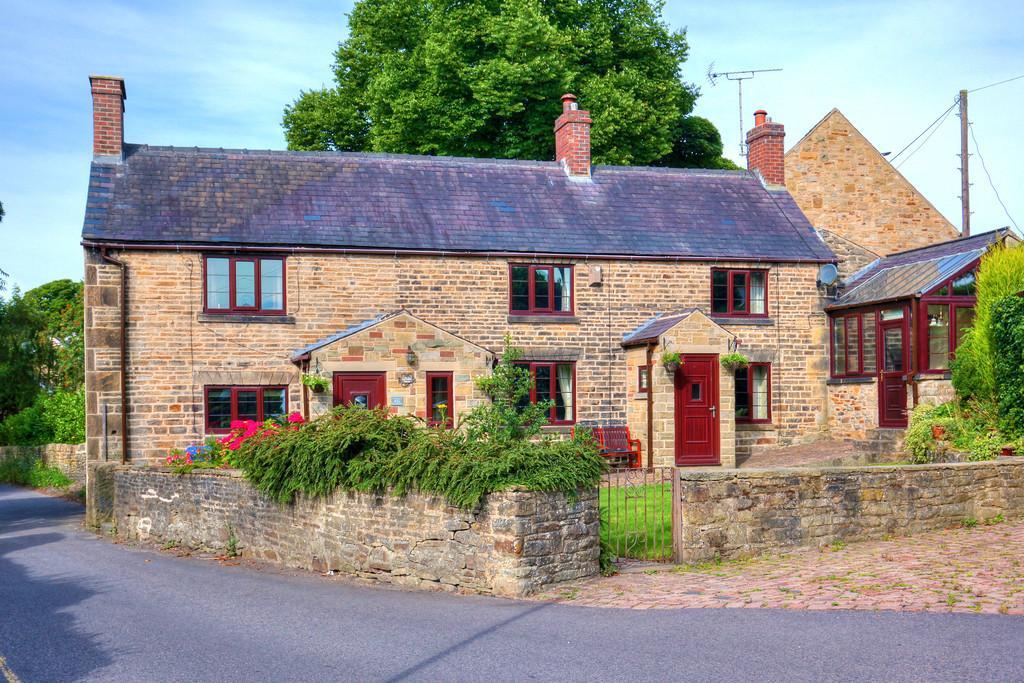 4 Bedrooms Link Detached House for sale in 451 Sandygate Road, Sandygate, S10 5UD.