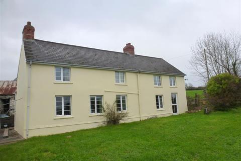 3 bedroom property with land for sale - Wellewen, Llangoedmor, Cardigan
