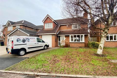 4 bedroom detached house for sale - Pennymoor Drive, Altrincham