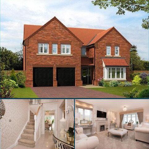 5 bedroom detached house for sale - Plot The Dunstanburgh, The Dunstanburgh at Hockley Croft, Hockley Croft, Leeming Lane, Boroughbridge YO51
