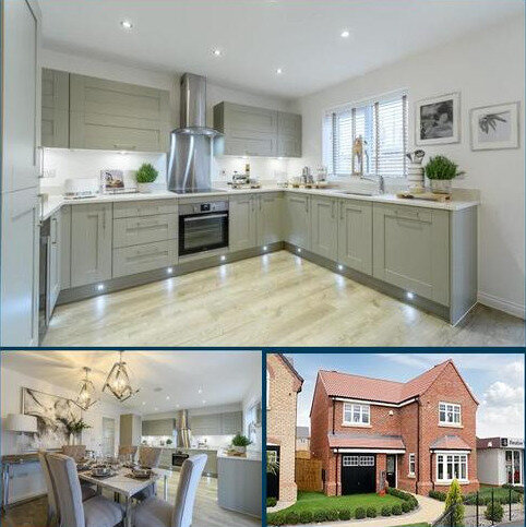 4 bedroom detached house for sale - Plot The Settle V1, The Settle V1 at Far Grange Meadows, Far Grange Meadows, Selby YO8