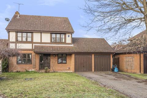 4 bedroom detached house to rent - Hazelbank, Finchampstead, RG40