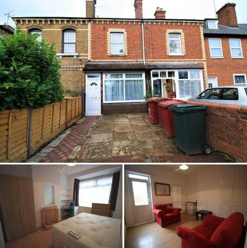 4 bedroom terraced house to rent - Crescent Road, Reading