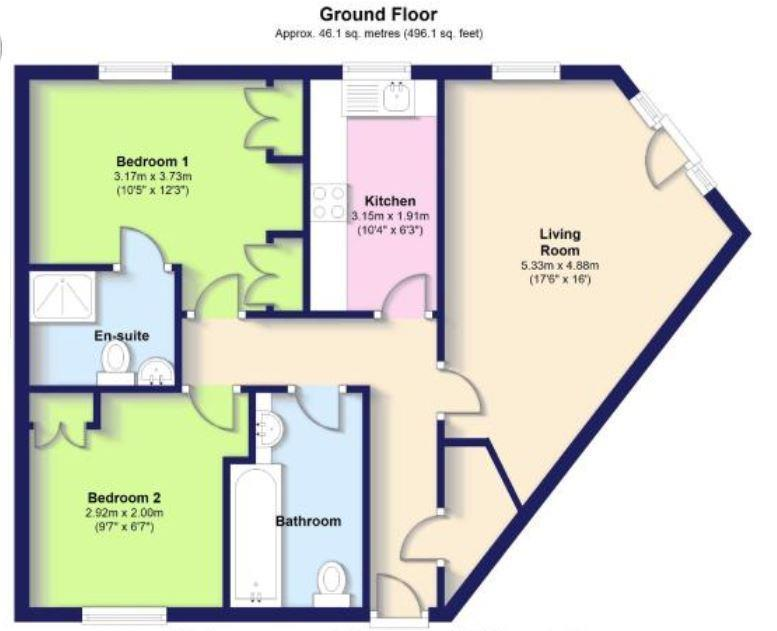 Floorplan: EPC