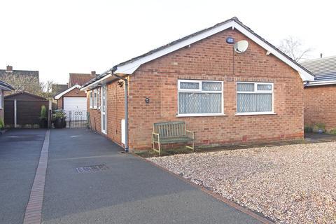 2 bedroom detached bungalow for sale - POYNTON (GLOUCESTER ROAD)