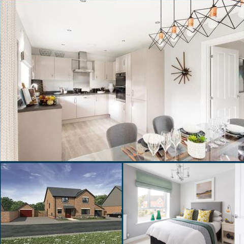 4 bedroom detached house for sale - Plot The Hareford, The Hareford at Lime Tree Walk, Sparrowhawk Way, Apley TF1