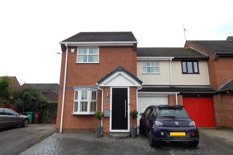 3 bedroom semi-detached house for sale - Clough Court, Nottingham, NG8