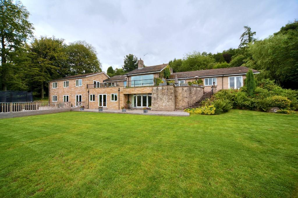 6 Bedrooms Detached House for sale in River View, Tedgness Road, Grindleford, S32 2HX