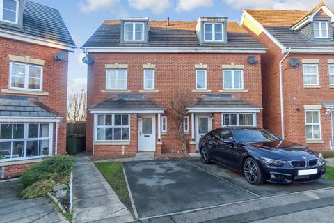 4 bedroom townhouse for sale - Rosebud Close, Swalwell, Newcastle upon Tyne, Tyne and Wear, NE16 3DF