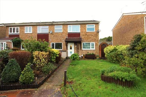 2 bedroom end of terrace house for sale - Willow Crescent, Worthing, West Sussex. BN13 2SY