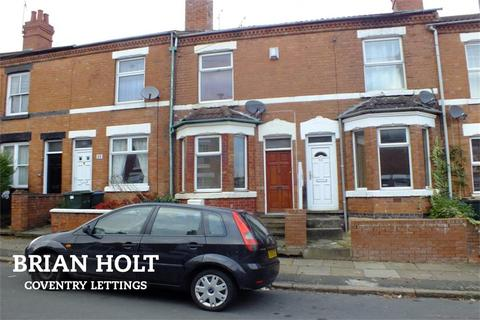 3 bedroom terraced house to rent - Newcombe Road, Earlsdon