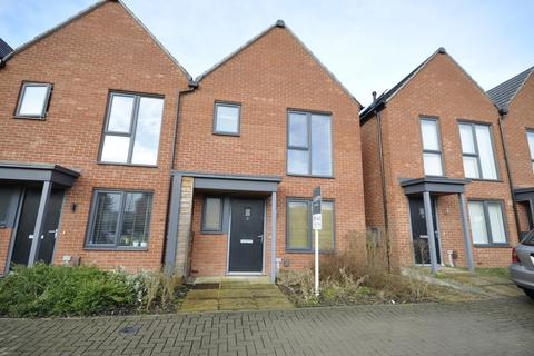 2 bedroom end of terrace house for sale - Prince Edward Drive, Derby