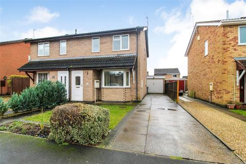 3 bedroom semi-detached house for sale - Wentworth Drive, Grantham, Lincolnshire, NG31