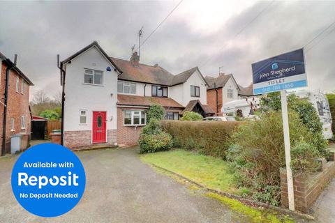 2 bedroom semi-detached house to rent - Wherretts Well Lane, Solihull, West Midlands, B91