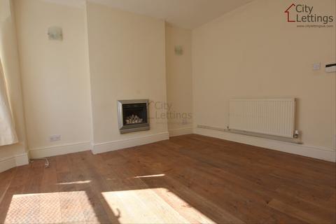 2 bedroom terraced house to rent - Aubrey Avenue, Sneinton
