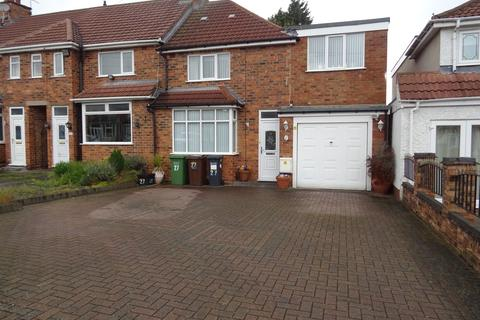 3 bedroom end of terrace house to rent - Hardwick Road, Solihull