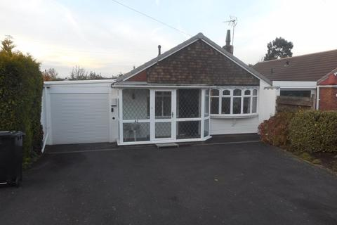 2 bedroom detached bungalow for sale - Golf Drive, Whitestone, Nuneaton