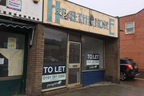 Property to rent - Woodhorn Road, Ashington, Ground Floor Shop