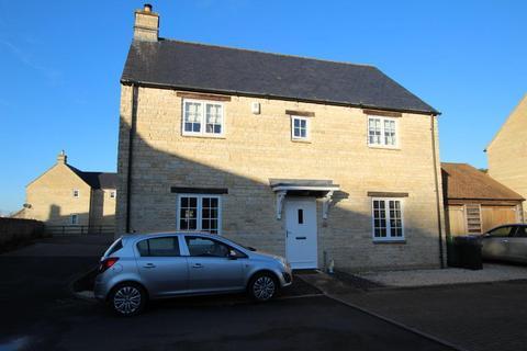 4 bedroom detached house to rent - Church Farm, Yatton Keynell, SN14 7FD