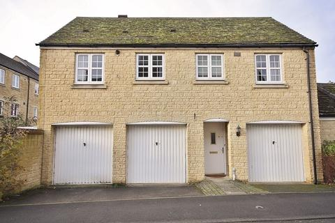 1 bedroom coach house for sale - ASHCOMBE CRESCENT, Witney Town Centre OX28 6GL