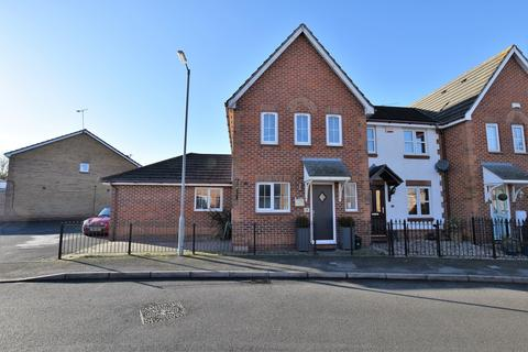 3 bedroom end of terrace house for sale - Temple Way, Heybridge, Maldon, CM9