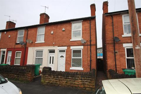 2 bedroom end of terrace house for sale - Montague Street, Nottingham