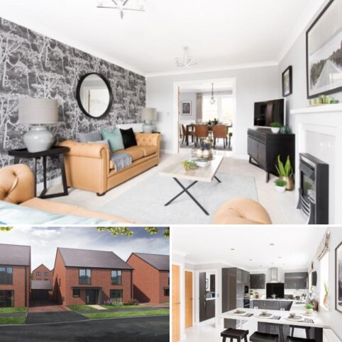 4 bedroom detached house for sale - Plot The Hareford, The Hareford at The Avenue, Wingerworth, Chesterfield S42
