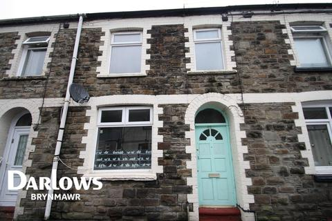 2 bedroom terraced house for sale - Carlyle Street, Abertilley, Blaenau Gwent