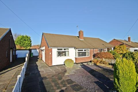 2 bedroom semi-detached bungalow for sale - Prestbury Drive, Thelwall, Warrington, WA4