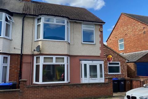 3 bedroom end of terrace house for sale - Barry Road, Abington, Northampton NN1 5JS