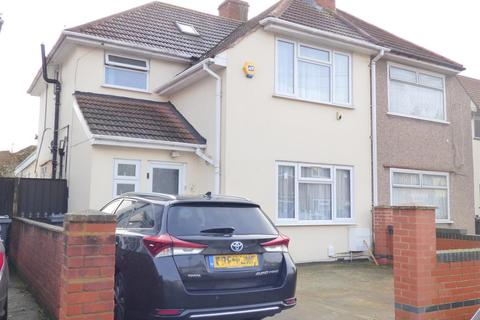 6 bedroom semi-detached house for sale - St Helliers Avenue, Hounslow, TW3