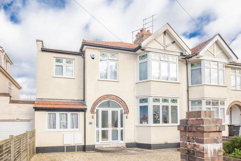 5 bedroom semi-detached house for sale - West Broadway, Henleaze, Bristol, BS9
