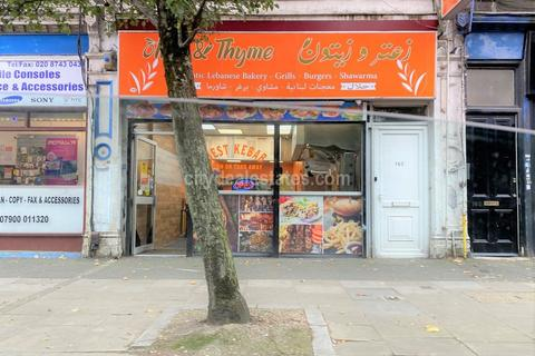 Restaurant to rent - The Vale, London W3 7RD