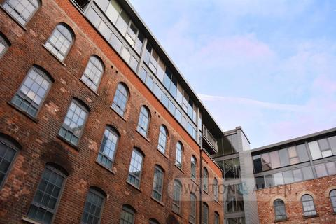 1 bedroom apartment to rent - The Hicking Building, Queen Road