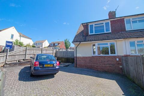 2 bedroom semi-detached house to rent - Graham Crescent, Portslade, Brighton