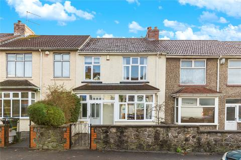 3 bedroom terraced house for sale - Darnley Avenue, Horfield, Bristol, BS7