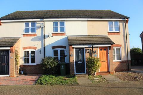 2 bedroom terraced house for sale - Chapel Field, Gamlingay, Sandy