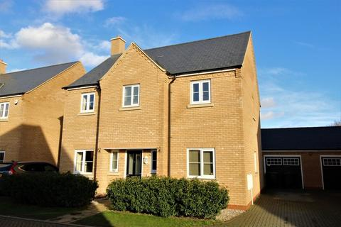 4 bedroom detached house for sale - Jubilee Close, Blunham