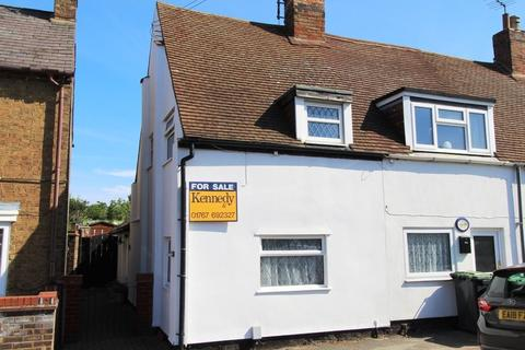 2 bedroom end of terrace house for sale - Hill View, Cambridge Road, Sandy