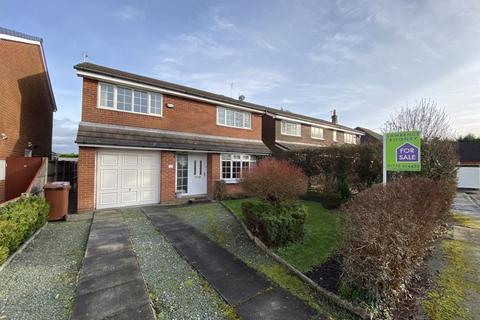 4 bedroom detached house for sale - Briar Croft, Preston