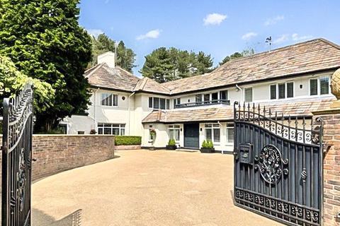 5 bedroom detached house for sale - Heybridge Lane, Prestbury, Macclesfield, Cheshire, SK10