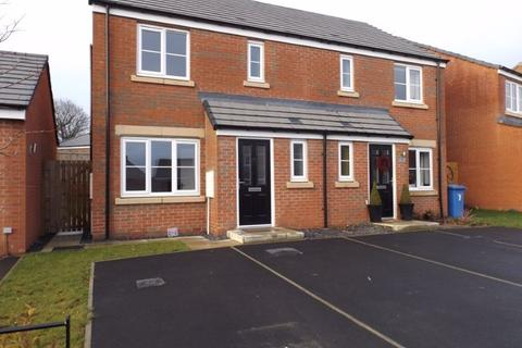 3 bedroom semi-detached house to rent - Fennel Way, Morpeth