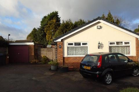 2 bedroom detached bungalow for sale - Battledown Close, Hinckley,