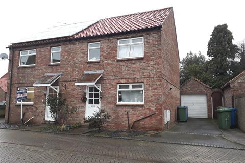 3 bedroom semi-detached house to rent - Church Close, Market Weighton, York