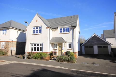 4 bedroom detached house for sale - Heol Cae Pwll, Colwinston
