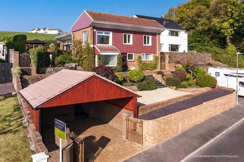 4 bedroom detached house for sale - Jovale, Maes Y Coed, The Knap, Barry