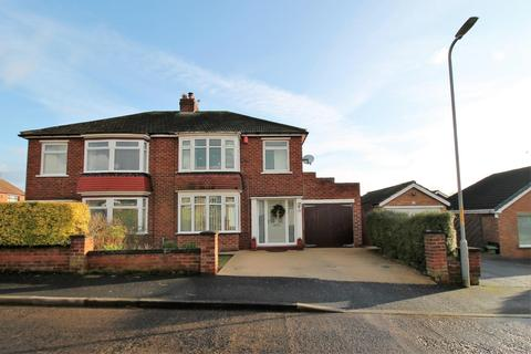 3 bedroom semi-detached house for sale - Croxdale Grove, Stockton-On-Tees